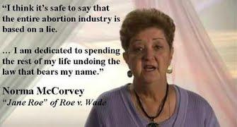 Norma McCorvey's quote #6