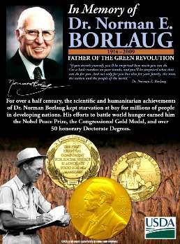 Norman Borlaug's quote #3