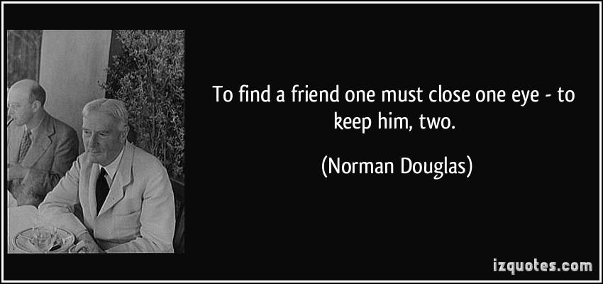 Norman Douglas's quote #5