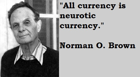 Norman O. Brown's quote #1