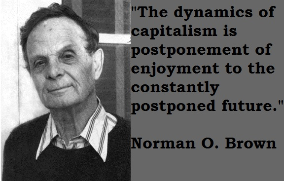Norman O. Brown's quote #2