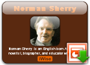 Norman Sherry's quote #1