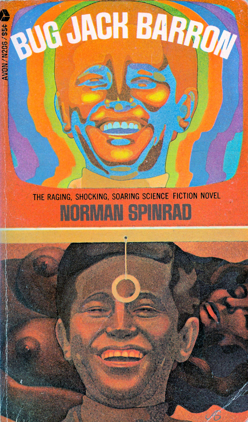 Norman Spinrad's quote #5