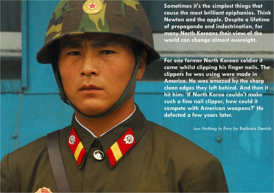 North Korea quote #2