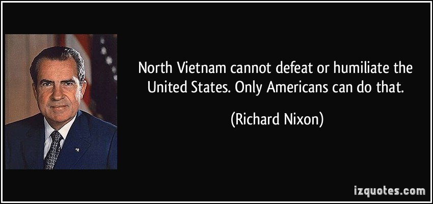 North Vietnam quote #1