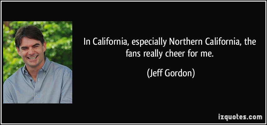 Northern California quote #1