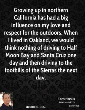 Northern California quote #2