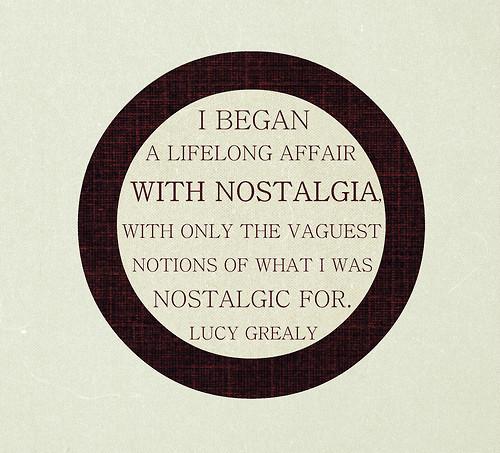 Nostalgia quote #6
