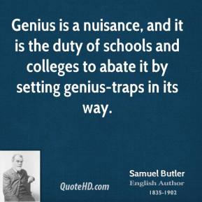 Nuisance quote #1