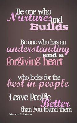 Nurtures quote #1