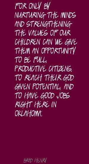 Nurturing quote #1