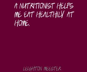 Nutritionist quote #2