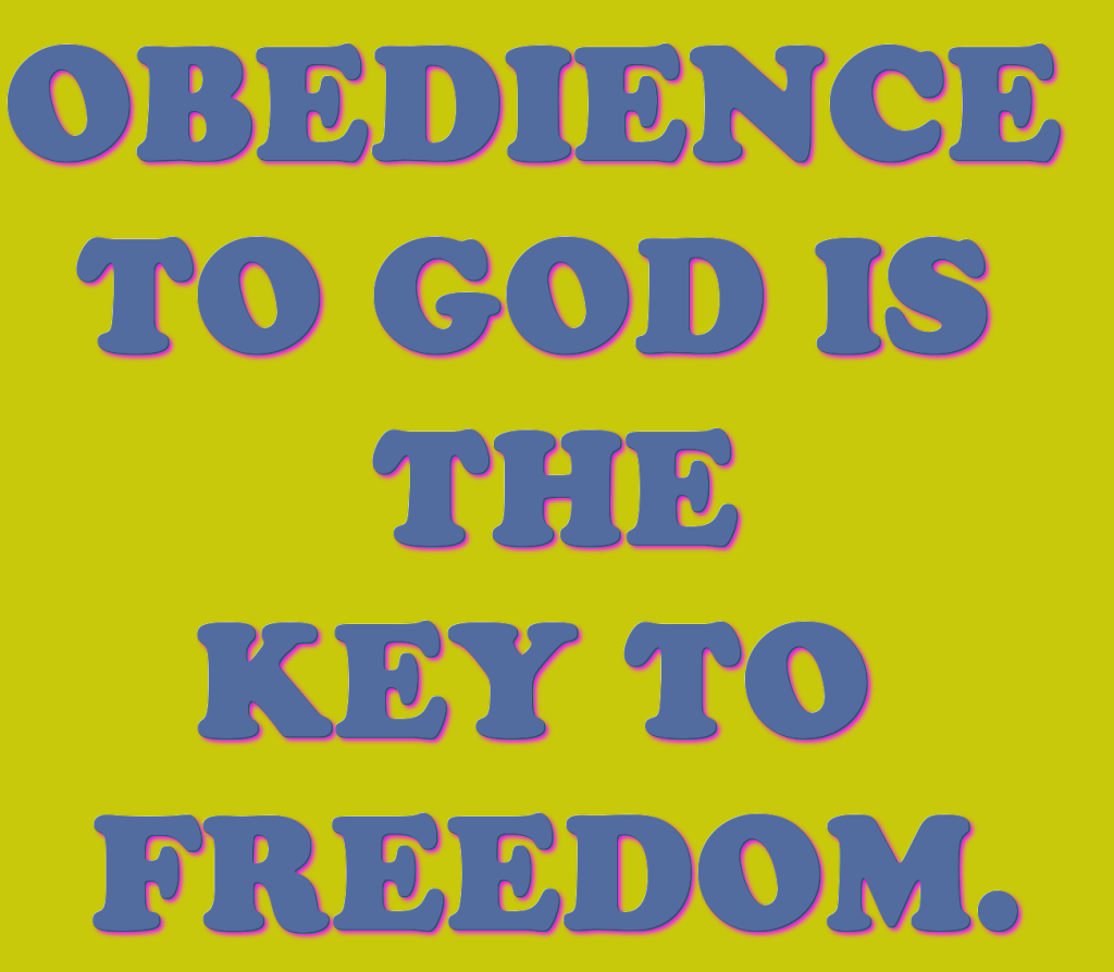 Obedience quote #7