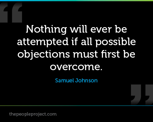 Objections quote #1