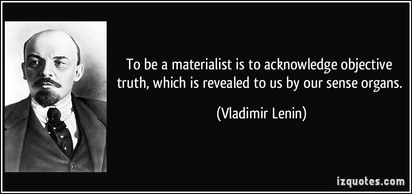 Objective Truth quote #1