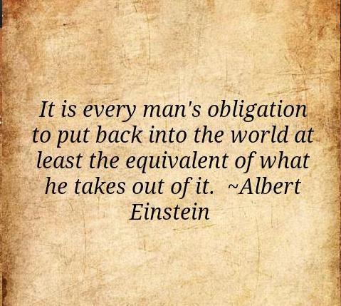 Obligation quote #1