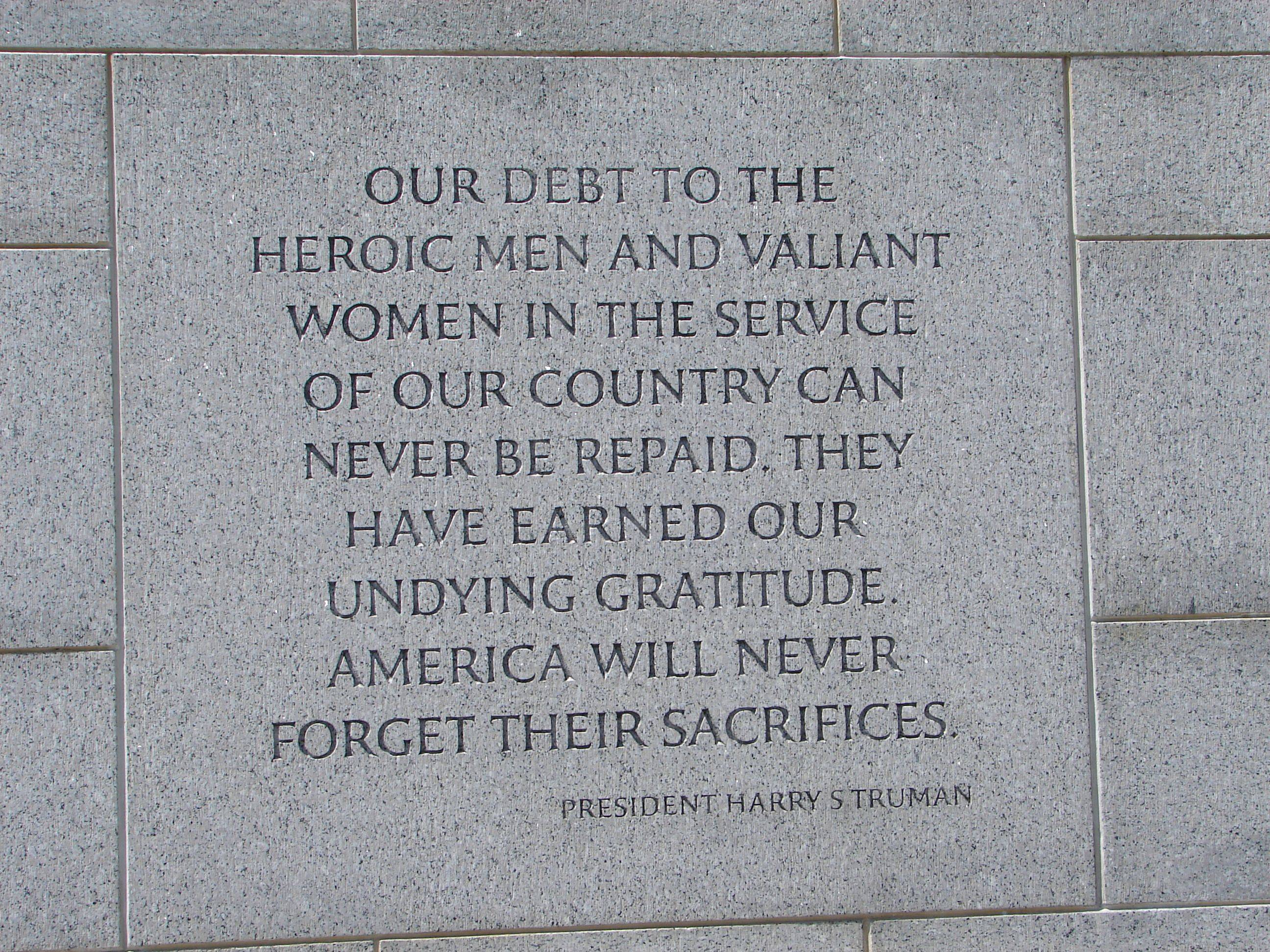 Observance quote #2