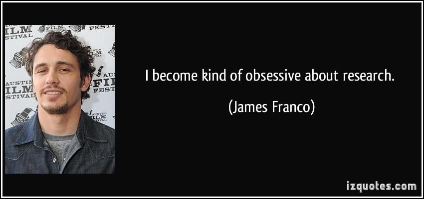 Obsessive quote #5