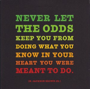 Odds quote #5