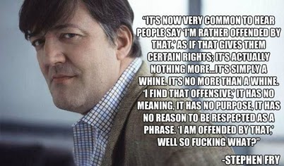 Offend quote #5