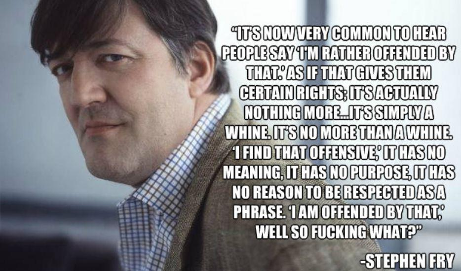Offended quote #2