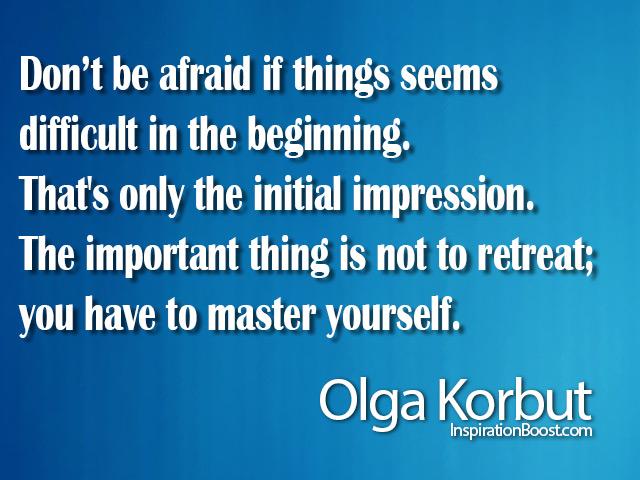 Olga Korbut's quote #1