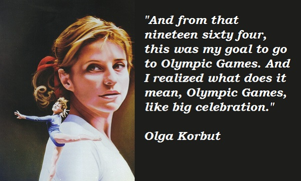 Olga Korbut's quote #6