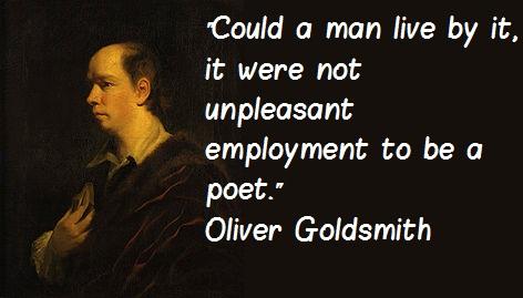 Oliver Goldsmith's quote #4