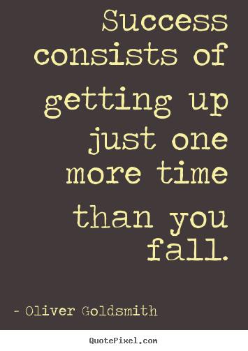 Oliver Goldsmith's quote #7