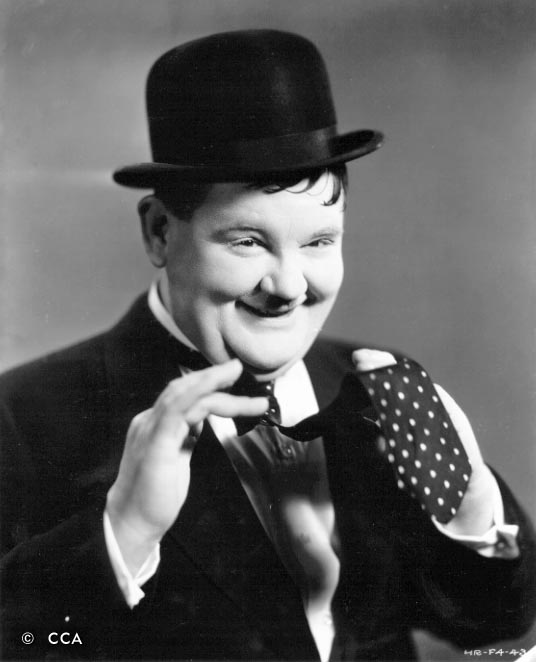 Oliver Hardy's quote