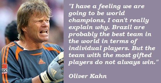 Oliver Kahn's quote #2
