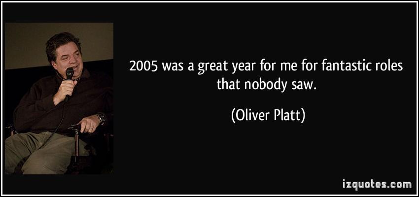 Oliver Platt's quote #3
