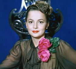 Olivia De Havilland's quote