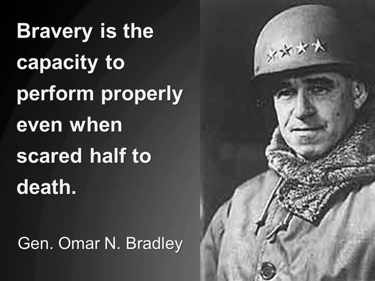 Omar N. Bradley's quote #5