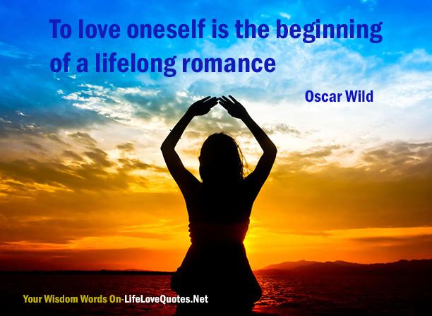 Oneself quote #1