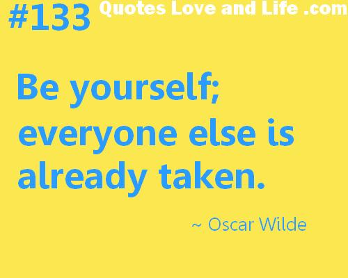 Oneself quote #5