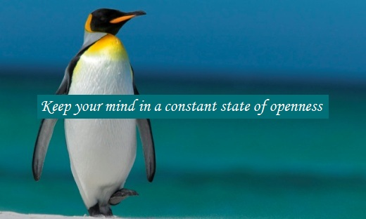 Openness quote #4