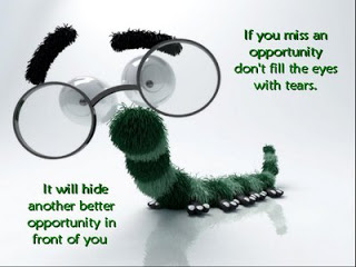 Opportunities quote #1