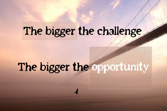 Opportunity quote #2