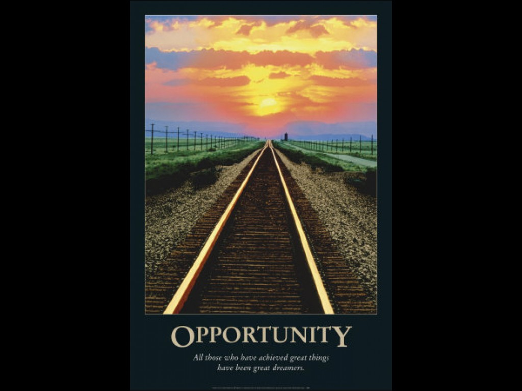 See Every Day As An Opportunity To Better Yourself: Famous Quotes About 'Opportunity'