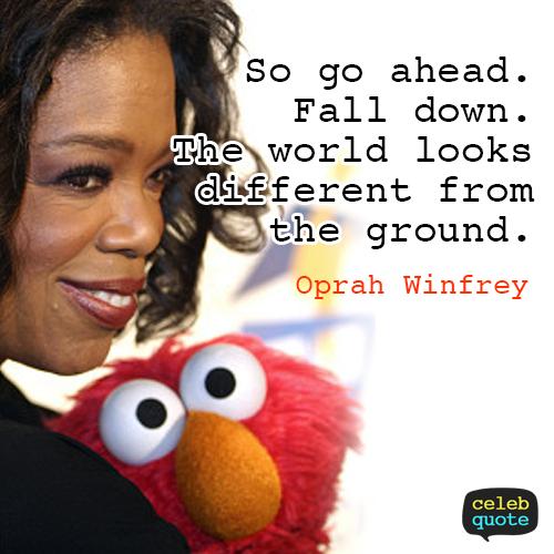 Oprah Winfrey's quote #1