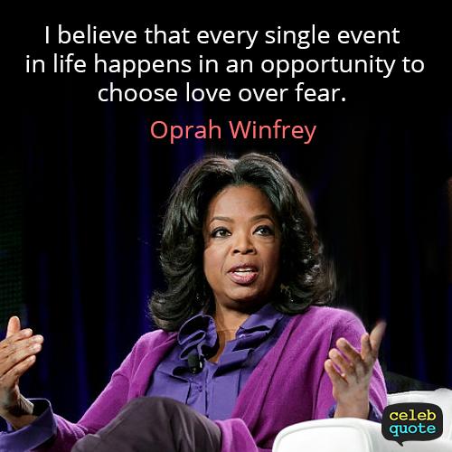 Oprah Winfrey's quote #3