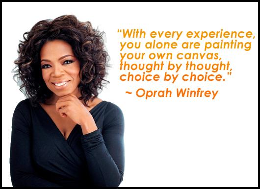Oprah Winfrey's quote #5