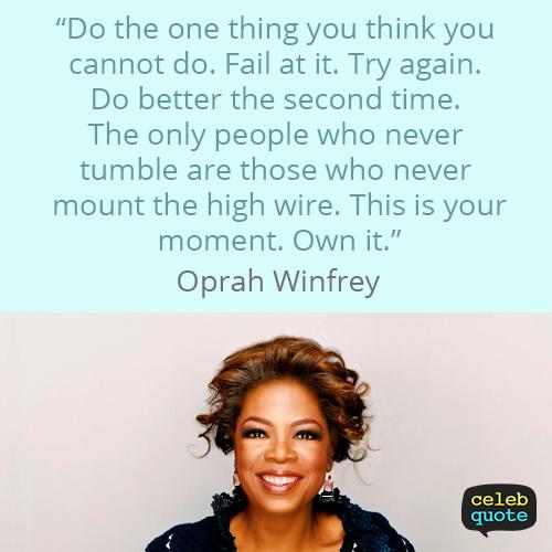 Oprah Winfrey's quote #8
