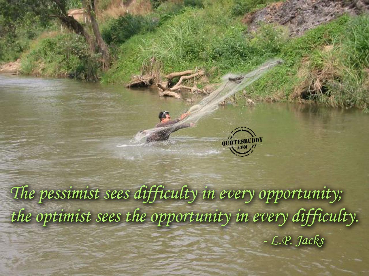 Optimist quote #8