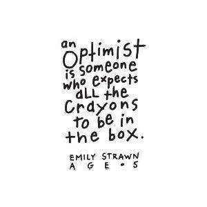 Optimistic quote #7