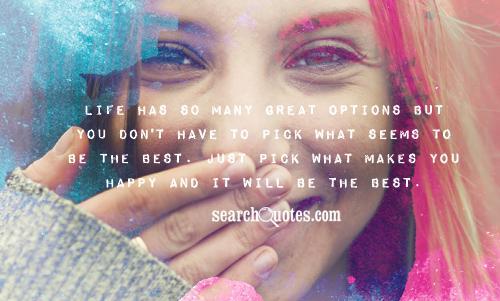 Options quote #2