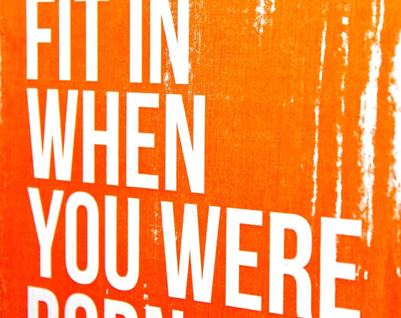Orange quote #3