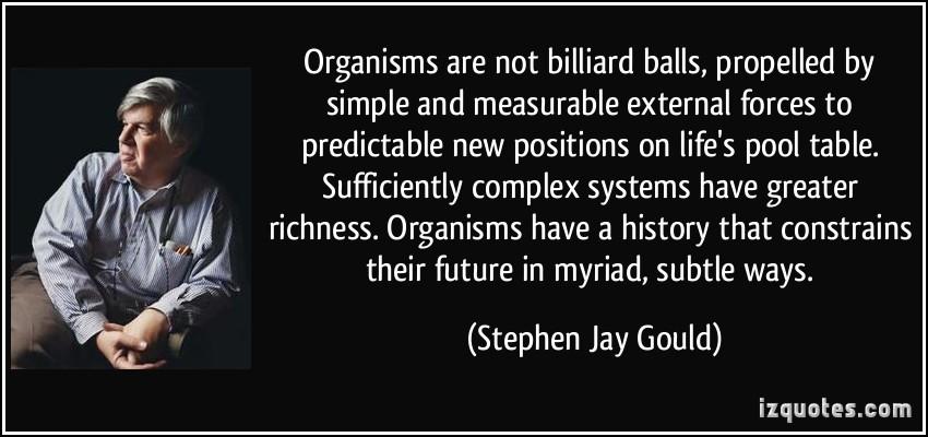 Organisms quote #1
