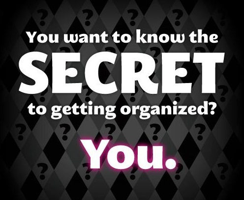 Organized quote #8